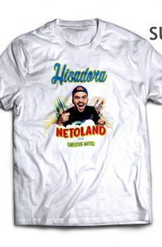 Camiseta Sublimium Netoland
